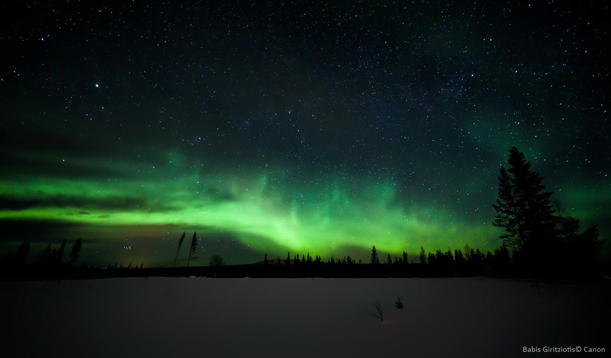 Aurora Borealis – Babis Giritziotis